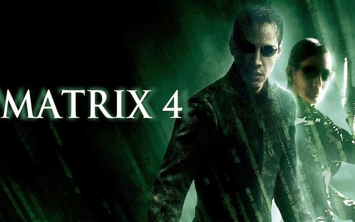 Matrix 4 - Young Morpheus Being Teased for the Fourth Installment of the Matrix Franchise